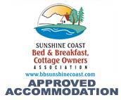 Sunshine Coast Bed and Breakfast and Cottage Owners Assocation